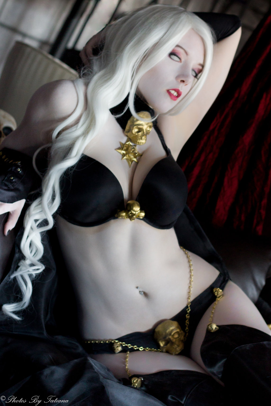 Lady death cosplay xxx nsfw movie