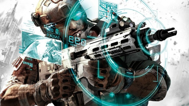 Tom Clancy ghost recon poster