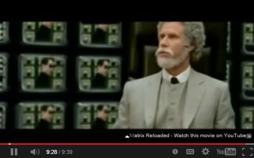 matrix parody